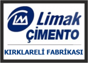 KIRKLARELİ-LİMAK-ÇİMENTO-FABRİKASI